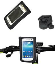 Dakota Neoprene Bicycle Cycling Clip on Handlebar Mount Samsung phone case