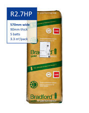 R2.7 HP 570mm Bradford Gold™ Hi-Performance Wall Insulation Batts