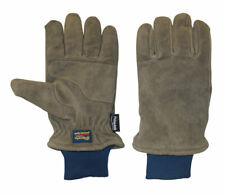 Wells Lamont  M  Winter  Gloves  Suede Cow Leather  Brown