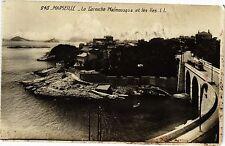 CPA Marseille-La Corniche Malmousque et les Iles (186020)