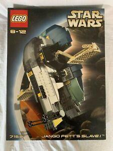 Star Wars - Lego 7153 - Jango Fett's Slave 1