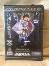 Accelerated Culture 6 Helter Skelter Club Sidewinder Tape 8 Pack D&B 2002 RARE