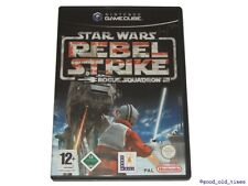 # Star Wars: Rebel Strike (alemán) Nintendo GameCube/GC juego-Top #