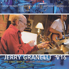 Sonic Temple (Hybr) Jerry Granelli  2 CD's