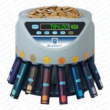 Münzzähler Münzzählmaschine Geldzählmaschine Abhülsung