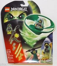 LEGO Ninjago Airjitzu MORRO Flyer 70743 NEW build rip fly green ghost US Seller