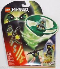 LEGO Ninjago Airjitzu MORRO Flyer 70743 NEW build rip fly green ghost US Seller