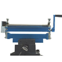 Manual Steel Plate Rolling Machine Metal Plate Bending Round Machine