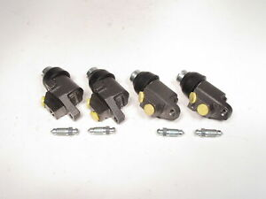 Front Wheel Cylinders Fits Saab 95 & 96 09/1963-1966 New EPC (Set of 4)