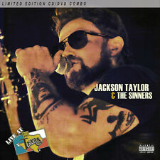 Jackson Taylor & Sin - Live at Billy Bob's Texas [New CD] Exp