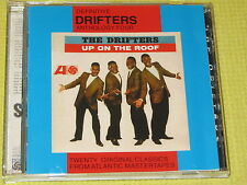 The Drifters Up On The Roof 1996 CD Album Funk Soul (RSACD 833).