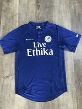 New Blue Ethika Athleisure Shirt Men's Small