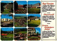 Bad Dürrheim im Schwarzwald   , Ansichtskarte ; 1980 gelaufen