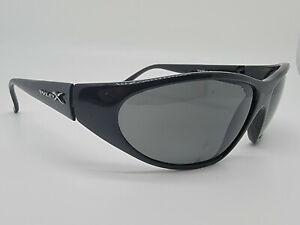 Wiley X WXZ87-2 Romer II 2 Black Frame Grey Polarized Lens Sunglasses