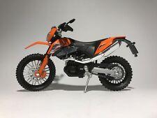 KTM 690 ENDURO MOTORBIKE scale 1:18 model bike diecast bike toy bike car