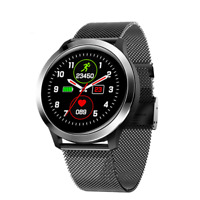 Smartwatch E70 Bluetooth Uhr Curved Display Android iOS Samsung iPhone Huawei IP
