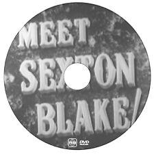 Meet Sexton Blake - David Farrar, Manning Whiley - Drama Thriller - 1945 - DVD