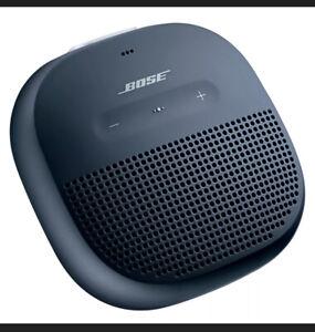 Bose SoundLink Micro Bluetooth Wireless Speaker - Midnight Blue - New