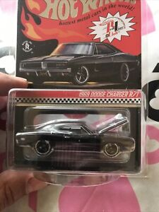 Hot Wheels RLC 1969 Dodge Charger R/T