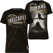 YAKUZA Room in Hell T-Shirt TSB-15031 Schwarz T-Shirts