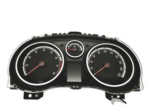 Bloc Compteurs Vitesse Opel Corsa D P0013312045 0001958237 31296