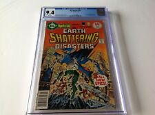 Dc Special 28 Cgc 9.4 White Batman Aquaman Earth Shattering Disasters Dc Comics