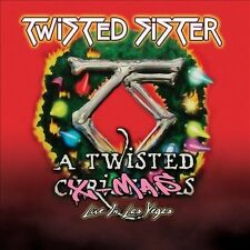 A Twisted X-Mas: Live in Las Vegas by Twisted Sister (CD, Oct-2012, Eagle)