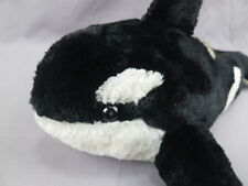 Big Busch Gardens Seaworld Adventure Park Vacation Killer Whales Shamu Plush Toy