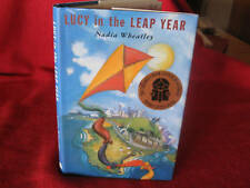 Lucy in the Leap Year ~ Nadia Wheatley.  HbDj   Illust E Searle  AWARD   in MELB