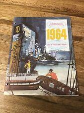 Orig 1964 Aurora Model Kits Catalog Aurora Plastics Movie Monsters Sports Cars