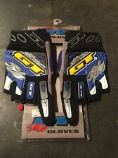 NOS GT Team Model BMX RACING GLOVES 3/4 Finger Rare Robinson Powerlite Cruiser