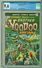 STRANGE TALES 172 CGC 9.6 WP BROTHER VOODOO MARVEL COMICS 1974