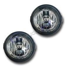 Driver + Passenger Side Fog Light Lamp Assembly for 07-15 Nissan Infiniti 1 Pair