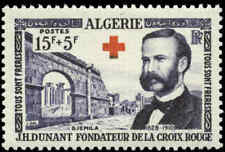 Algeria #B75 Mint Never Hinged