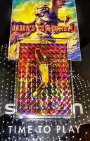 2021 Legacy KOBE BRYANT Electrified Scoring Kings Pink Holo Refractor  Lakers