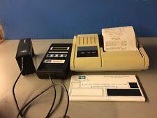 RJS TP-36 Receipt Printer TP-36 With RJS INC INSPECTOR-IV *D5055*