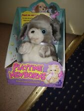 1995 Tyco Industries Inc Playtime Newborns Puppy Toy New Other See Description