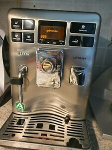 Saeco Exprelia Kaffeevollautomat voll funktionsfähig