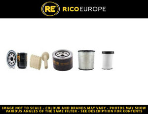 Volvo EC45A Filter Service Kit Air, Oil, Fuel Filters