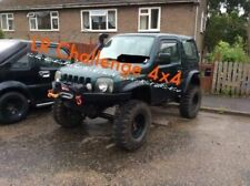 Suzuki Jimny 1.3 Wide Arch Kit offroad Great Looking Abs Plastic 100mm 4'' Wide