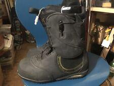 Nice Burton Supreme Women's Speed Zone Lacing Snowboard Boots sz 10