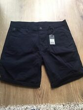 Men's G Star Raw bleu marine short taille 32inc