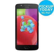 Sim Free Moto E4 Inch 16GB 2GB  Mobile Phone - Grey - Argos eBay