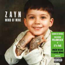 ZAYN – Mind Of Mine - CD Deluxe Edition (2016) - Brand NEW SEALED