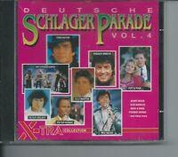 Deutsche Schlagerparade 4 (1992) Rex Gildo, Mary Roos, Nina & Mike, Gus B.. [CD]