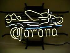 "New Corona Extra Plane Bar Cub Party Light Lamp Decor Neon Sign 17""x14"""