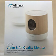 Whitings Home Wireless High-definition Ip Security Camera - Wood/white *Nib*