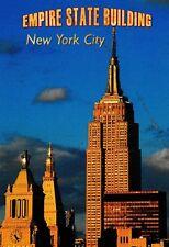 postcard post card NEW YORK City EMPIRE STATE BUILDING landmarks USA NY NJ #09
