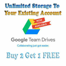 Unlimited Google Team Drive For Life