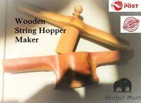Wooden String Hopper Maker/Extruder Idiyappam Noodle Spaghetti Maker Original